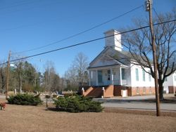 Cedar Creek Meeting House Cemetery