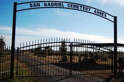 San Gabriel Cemetery Annex