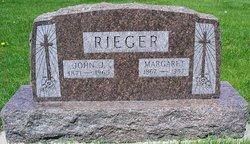 Margaret <I>Conry</I> Rieger