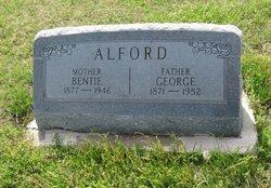 Bentie <I>Scott</I> Alford