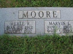 Marvin Lemuel Moore