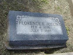 Florence E. Joslin