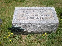 Earl Miles Snyder