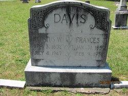 Frances <I>Tolbert</I> Davis