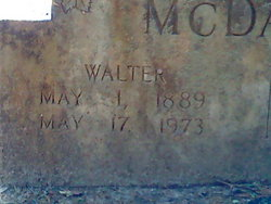 Walter McDaniel