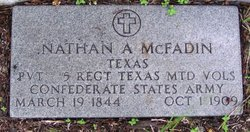 Nathan Arnett McFadin