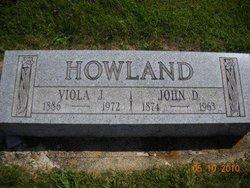 John Denton Howland