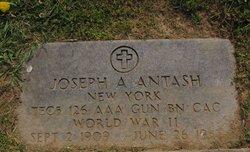 Joseph A Antash