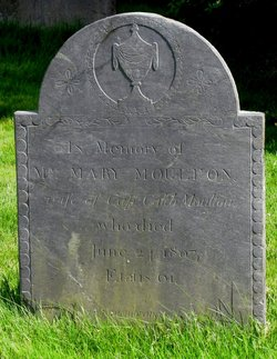 Mary <I>Goodenow</I> Moulton