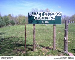 Valley Springs Cemetery