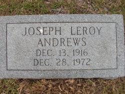 Joseph Leroy Andrews