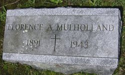 Florence A. Mulholland