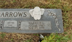Harriet L Barrows