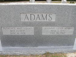 Florence Mae <I>Adams</I> Adams