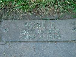 Rose Elizabeth <I>Norton</I> Gustafson