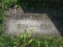 Westley Benjamin Homrighouse