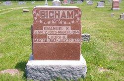 Laura Ann <I>McGahey</I> Bigham