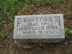 Bonnie Carol Hunt