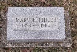 Mary Eliza <I>Hinkle</I> Fidler