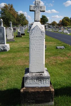 Joseph A Harmeyer