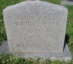 Wanda Jean Akins
