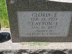 Gloria Cross
