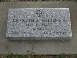 Kenneth Ben Scheideman