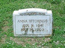 Anna B. <I>Johnson</I> Hitchings