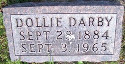 Dollie <I>Darby</I> Lemons