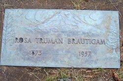 Rosa Belle <I>Hardman</I> Brautigam