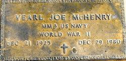 Vearl Joe McHenry
