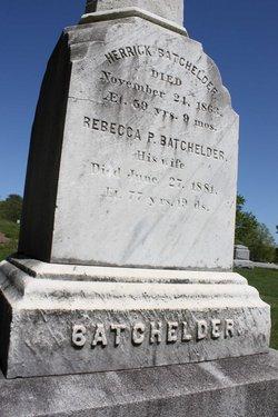 Rebecca Putman <I>Preston</I> Batchelder