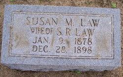 Susan M. <I>Shields</I> Law