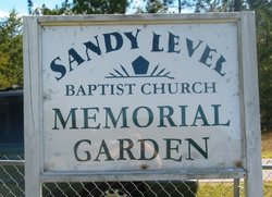 Sandy Level Cemetery