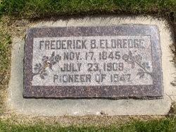 Frederick Baker Eldredge