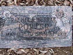 Rachel Ann <I>Murray</I> Porter