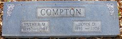 Esther M. <I>Conrad</I> Compton