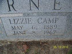 "Mary Elizabeth ""Lizzie"" <I>Camp</I> Arney"