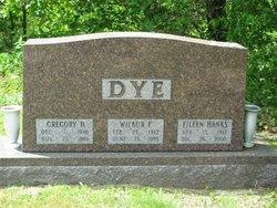 Inez Eileen <I>Hanks</I> Dye