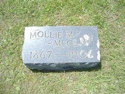 Mollie M. <I>Beckham</I> McClain