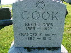 Reed J Cook