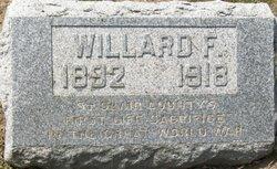 Willard Frank Allen Jr.