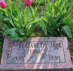 Elizabeth Jane Hines
