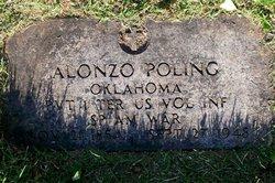 """Alonzo B. """"Lon"""" Poling"""