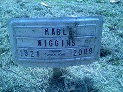 Mable America <I>Carter</I> Wiggins