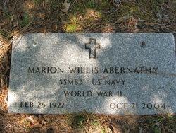 Marion Willis Abernathy