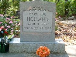 Mary Lou Holland
