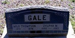 Milo Thompson Gale