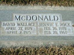 David Wallace McDonald