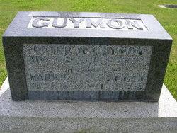 Harriet <I>Shawcroft</I> Guymon